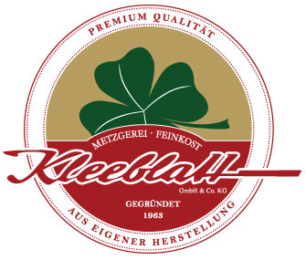 Online Shop Logo Metzgerei Feinkost Kleeblatt GmbH & Co. KG Tölzer Str. 1 83607 Holzkirchen